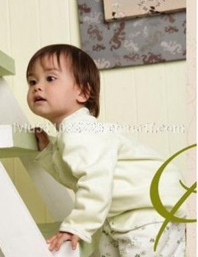 三木比迪婴儿服套头