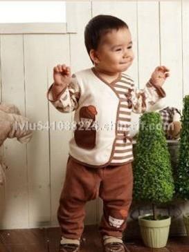 三木比迪婴儿服系带